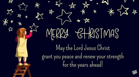 religious christmas wishes experiencing  grace