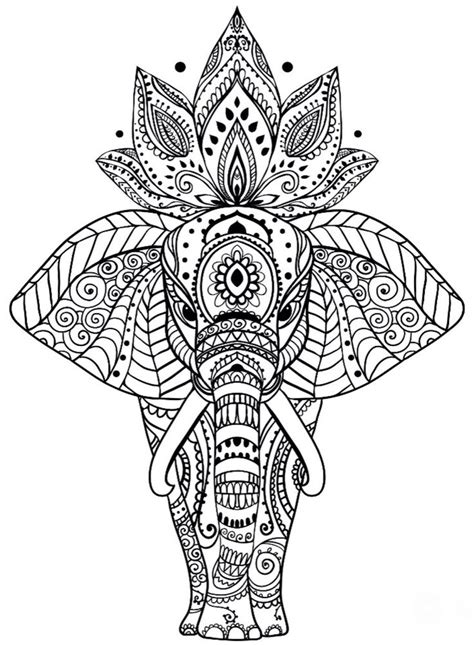 mandala coloring pages for adults animals 25 best ideas about mandala animals on