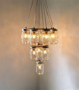 diy chandelier lights reciclagem na decora 231 227 o da cozinha