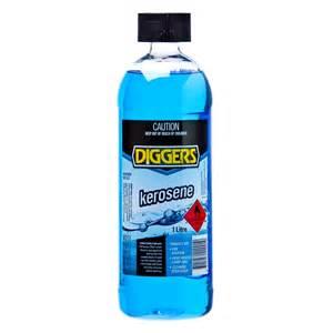 Kerosene L Diggers Household Kerosene 1l Bunnings Warehouse