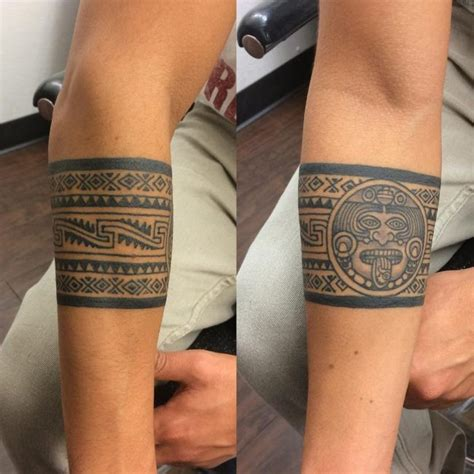 aztec bands tattoo designs 95 significant armband tattoos meanings and designs 2018