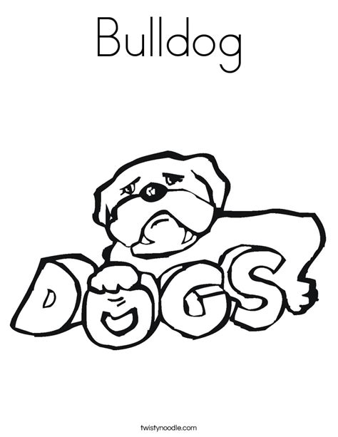 French Bulldog Coloring Pages Coloring Home Bulldog Coloring Pages