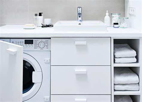 waschmaschine verstecken diy inspiration f 252 r s bad so verstecken sie ihre