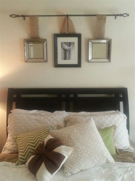 over headboard decor 25 best ideas about monogram above bed on pinterest