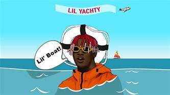 lil boat lil yachty saying lil boat for 1 hour