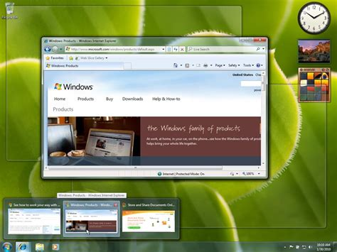 home designer pro 7 0 windows 7 windows 7 lets you peek behind open windows to get a quick