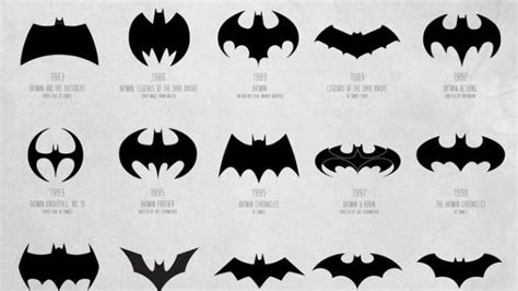 the mark of batman the evolution of an icon