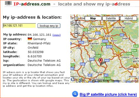 Search An Ip Address Location Where Is A Ip Address Located Local Peer Discovery