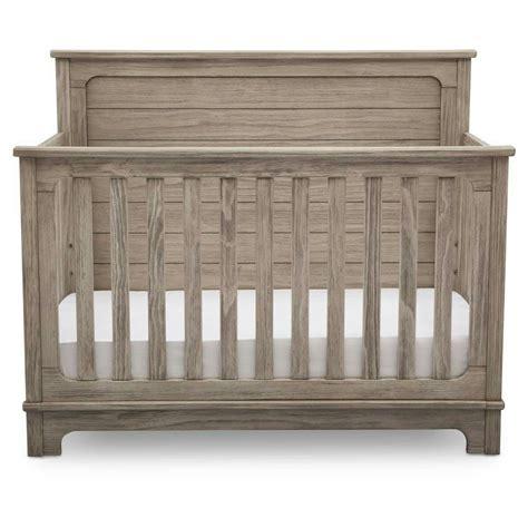 farmhouse shiplap inspired crib baby cribs convertible