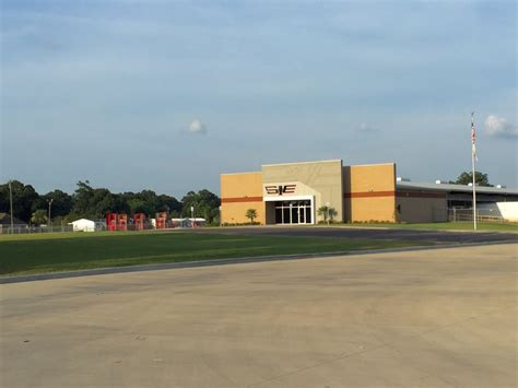 Carencro Post Office by Carencro S Cenac Commercial Park Developing Lafayette