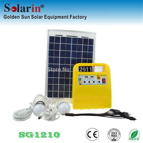 home solar system kit mini portable dapper polycrystalline silicon solar panel