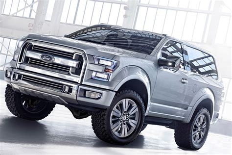 future ford bronco 2016 ford svt bronco coming soon diesel power magazine