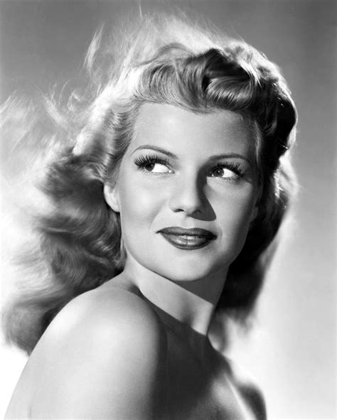 old hollywood stars rita hayworth overbites are sexy pinterest