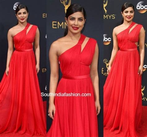 priyanka chopra at the emmy priyanka chopra at the emmy awards 2016 south india fashion