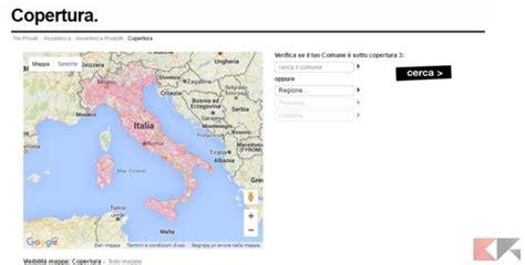 verifica copertura rete mobile vodafone verificare copertura rete tim wind vodafone 3 chimerarevo