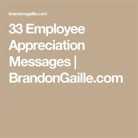appreciation message to employees 33 employee appreciation messages appreciation message