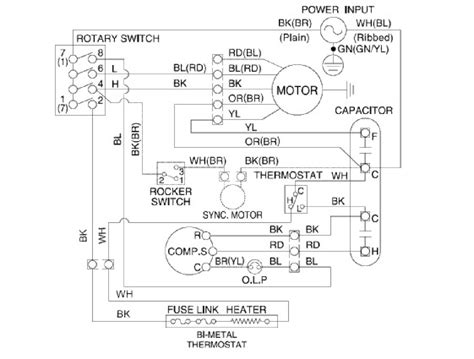 central electric motors wiring diagram get free image