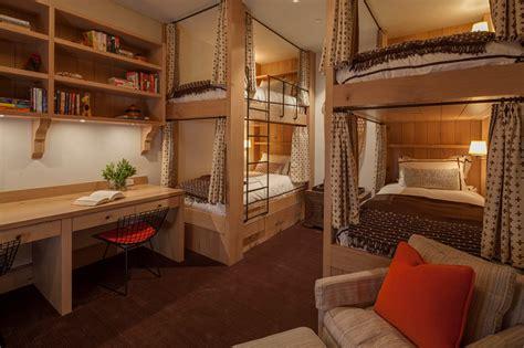 camas beliche 16 ideias para voc 234 aplicar no quarto dos
