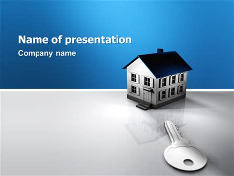 Property Presentation Template Real Estate Property Presentation Template For Powerpoint And Keynote Ppt Star