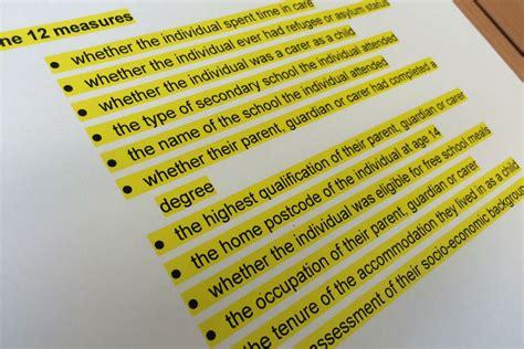 socio economic background civil service board civil service