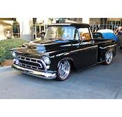 Classic Chevy And GMC Trucks