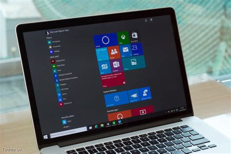 installing windows 10 technical preview build 9926 part 1 trải nghiệm nhanh windows 10 build 9926 start menu ngon