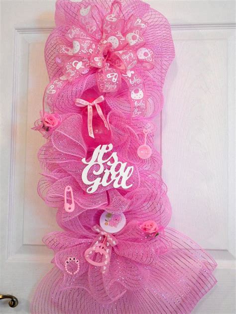 17 best images about welcome baby swags on