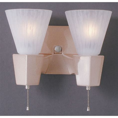 Pull Chain Wall Sconce Nickel Pull Chain Wall Sconce Bellacor