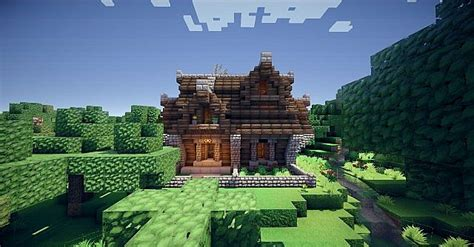 Minecraft Cozy Cottage by Cozy Cottage Home Minecraft Project