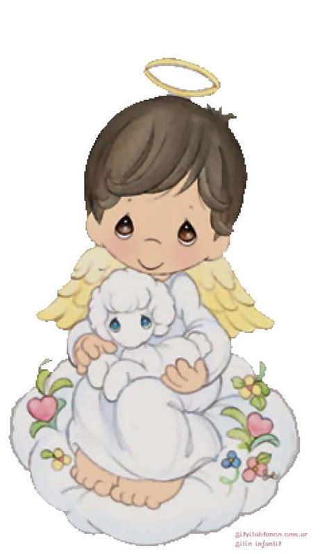 imagenes de angelitos precious moments precious moments boy angel cruces para ni 241 os