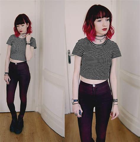 bra tally 239 tea melville usa black top redred lookbook
