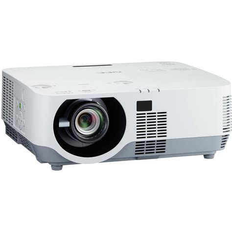 Projector Sony 5000 Lumens nec np p502hl 5000 lumen hd professional laser np p502hl