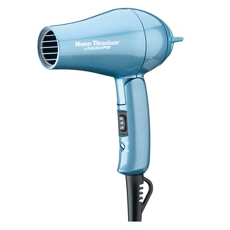 Babyliss Hair Dryer Stopped Working babyliss pro nano titanium travel hair dryer babnt053t stop
