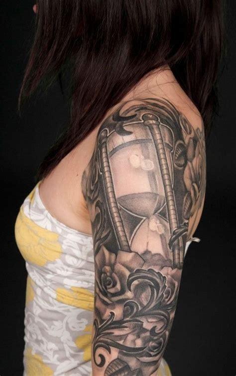 tattoo parlour alberton 30 hourglass tattoos for time watchers time tattoos