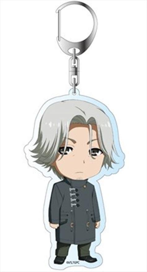 Keychain Anime Abarai Renji tokyo ghoul deka keychain renji yomo my anime shelf
