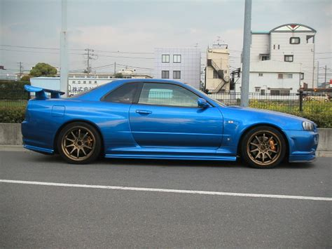 Nissan Skyline Gtr R34 For Sale In Usa by 1998 Nissan Skyline Gtr R34 For Sale Usa Autos Post