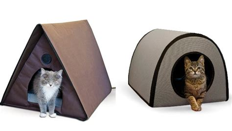 outdoor heated cat bed 8 things every cat owner needs to get through the winter