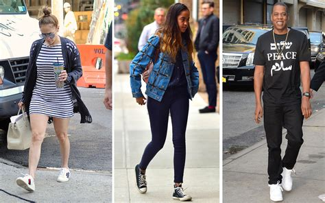 celebrity style trainers 14 sneakers celebrities love to wear on the go travel
