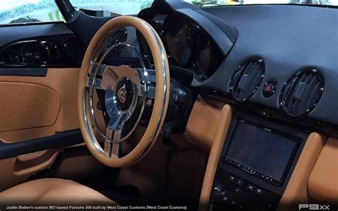 porsche speedster interior west coast customs builds 356 body 987 2 likely for justin