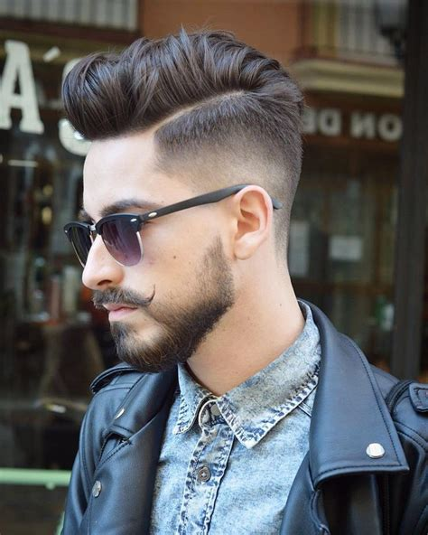 haircuts for beards 788 best fade haircuts with beard images on pinterest