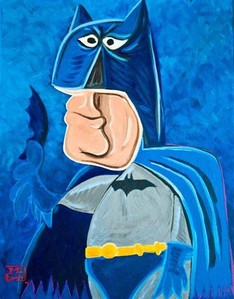pablo picasso style bat batman toys and collectibles pablo