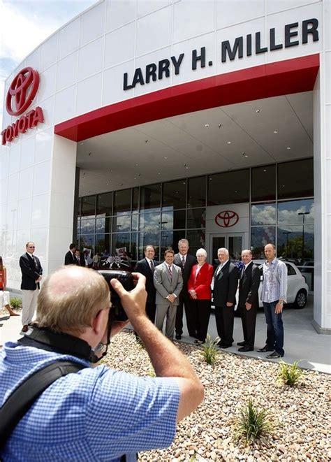 Toyota Larry H Miller Larry Miller S Utah Car Dealership Has A New Home
