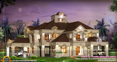 luxury home designs photos luxury villa in kerala by greenline architects kerala