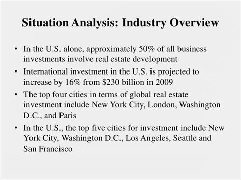 Mba In Real Estate Investment by The Mba Project Presentation