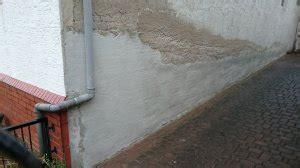 Wand Nass Was Tun by Nasse Stelle Nach Starkregen An Der Neu Verputzten Wand
