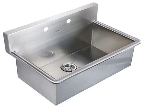 Stainless Steel Sink Deep Sink Laundry Room 36 Utility Laundry Room Sinks Stainless Steel
