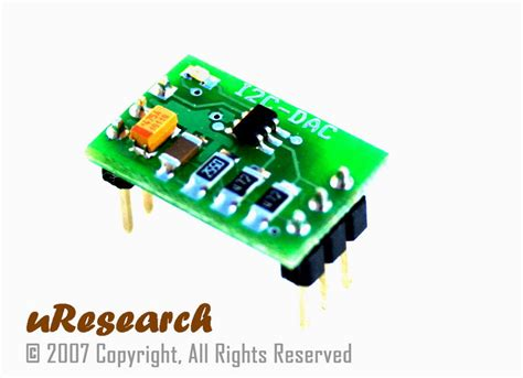 arduino i2c tutorial pdf i2c 8 bit digital to analog converter