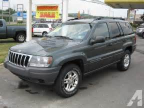 2003 jeep grand laredo for sale in new bethlehem