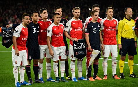 arsenal vs bayern munich v arsenal ucl preview line ups predictions