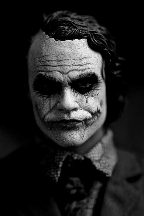 Black N White   joker black n white by lovethejoker on deviantart